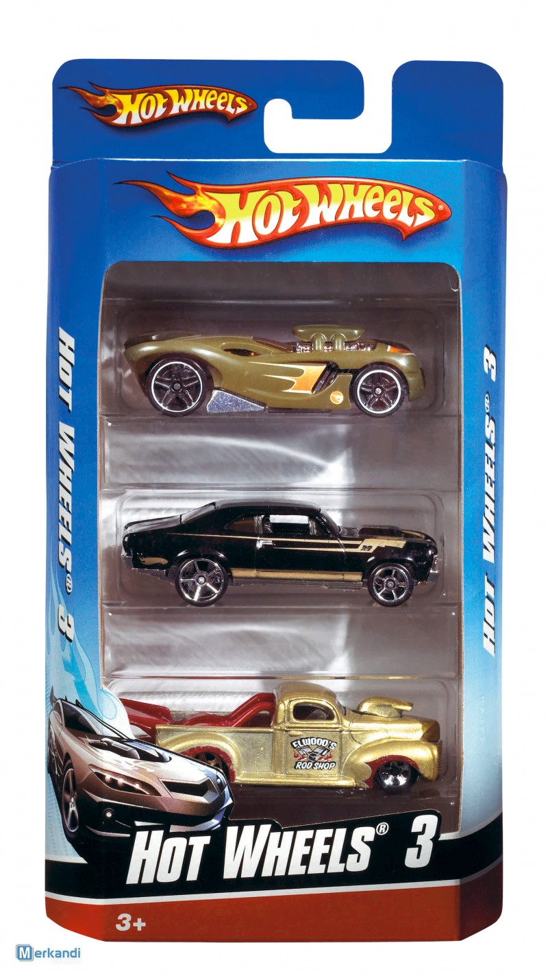 I Recommend The Offer Hot Wheels Pack 3 Cars Toy Supplier 136640 Toys Games Merkandi Us