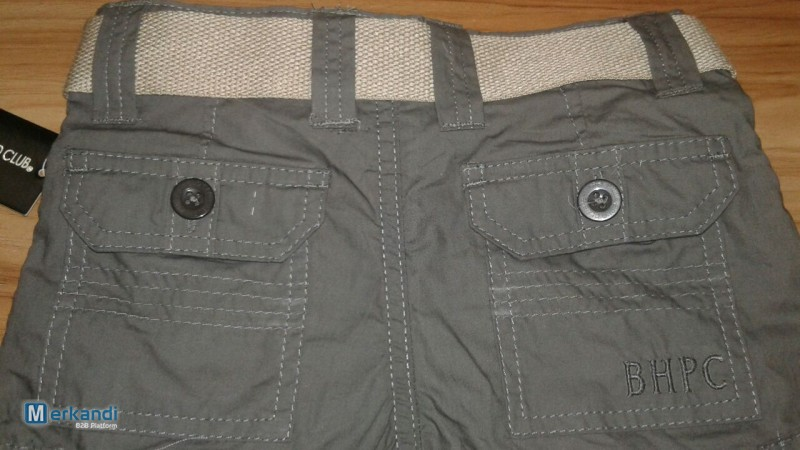 60b9138aba Beverly Hills Polo Club - Cargo shorts with belt  ----  124395 ...