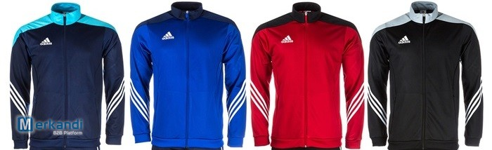 Adidas Performance Polyester Football Jacket Wholesale Sport