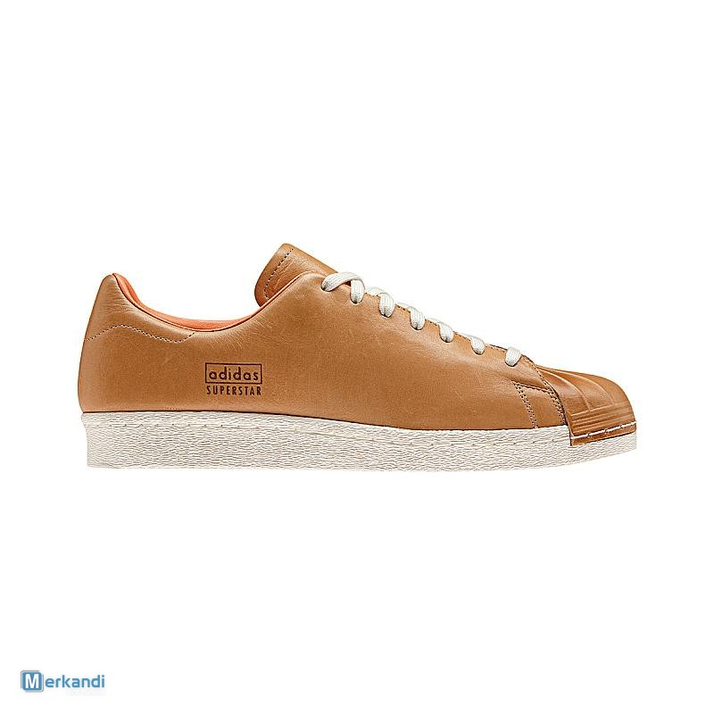 Adidas SUPERSTAR 80S CLEAN BA7767 [292805] | Stock lot clothing ...
