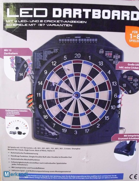 Dart Board Other Products Official Archives Of Merkandi
