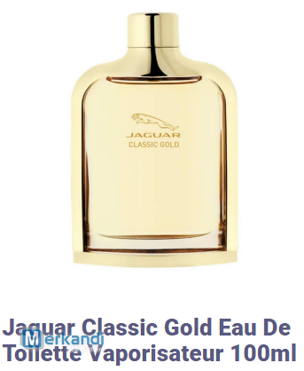 Jaguar Classic Black Eau De Toilette Spray 100ml Fragrances