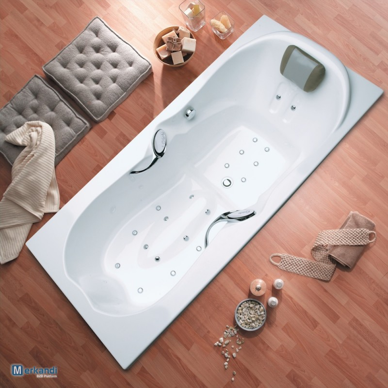 HYDROMASSAGE SHOWER CABINS - HYDROMASSAGE BATHTUB [258300 ...