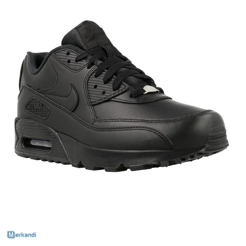 d0956d5505 NIKE AIR MAX 90 LEATHER SHOES 302519001 [283342] | Sport shoes ...