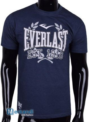 best selling ever popular selected material I recommend the offer: Everlast T-shirt in black [265057] | Men's clothing  | merkandi.us