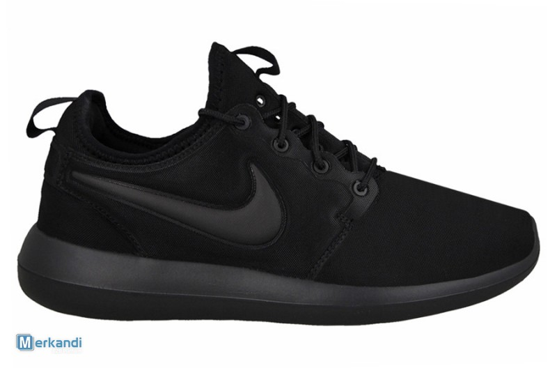 nike roshe two zwart